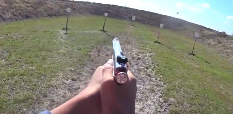 Luger-Type .22's Go Viral! Now We Know Why! [VIDEO]