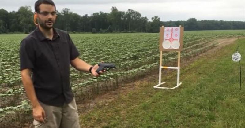 VIDEO: America's Most Popular Handgun - 1,000 Rounds Later