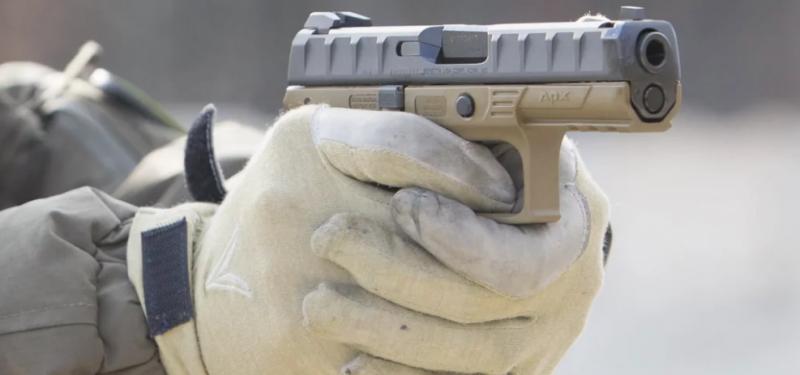 Review: Beretta APX Duty Pistol
