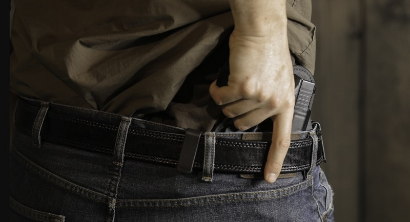 Michigan House passes permitless concealed carry