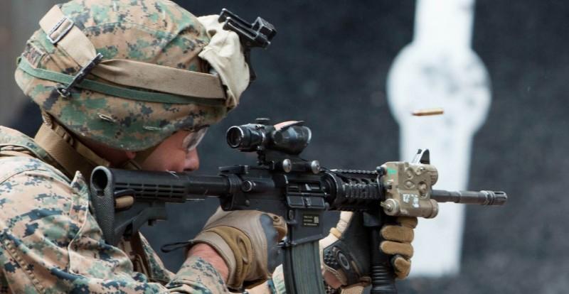 Marines Seeking New 5.56 Bullet to Penetrate Bad Guy Body Armor