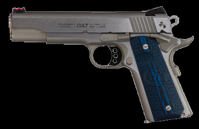 Colt Updates It's Competition 1911s
