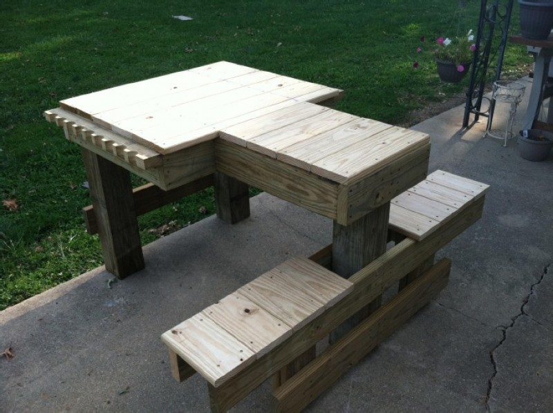 FREE PLANS! Build This Great Shooting Bench