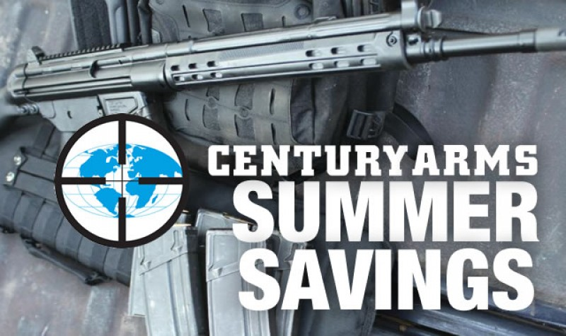 $50 REBATE from Century Arms!