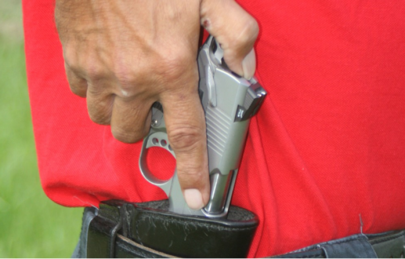 Lethality and Concealed Carry Handguns