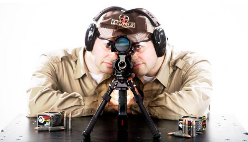 Solving Cross-Eye Dominance in Rifle Shooting