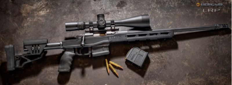 Bergara weighs in on 6mm Creedmoor with three rifle options