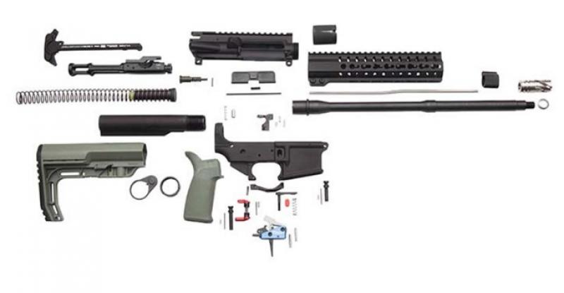 Building an AR-15 Carbine