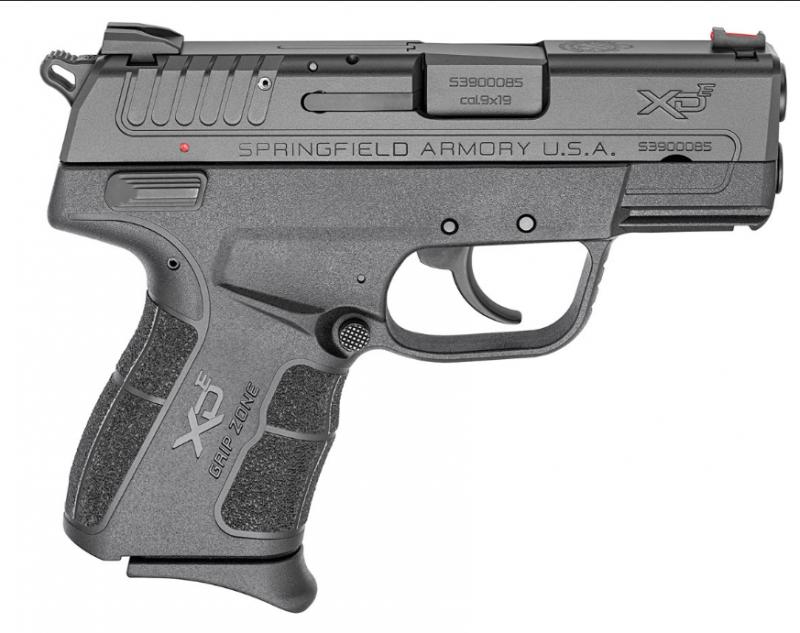 Gun Review: Springfield Armory XD-E
