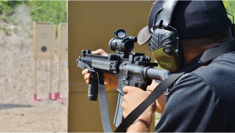 Fundamentals of AR Shooting