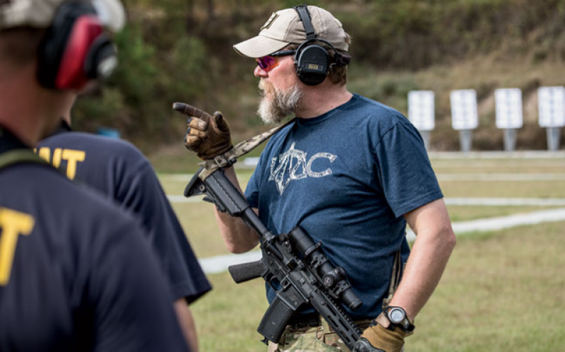 Finding the right shooting instructor