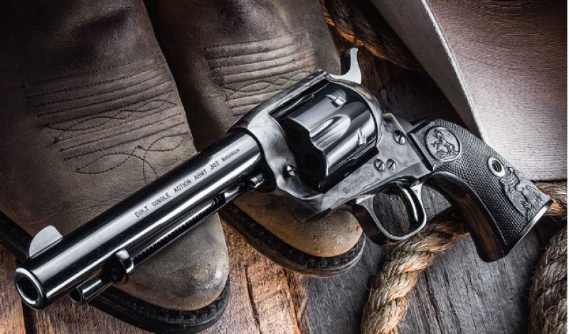 Colt Single Action Army Review