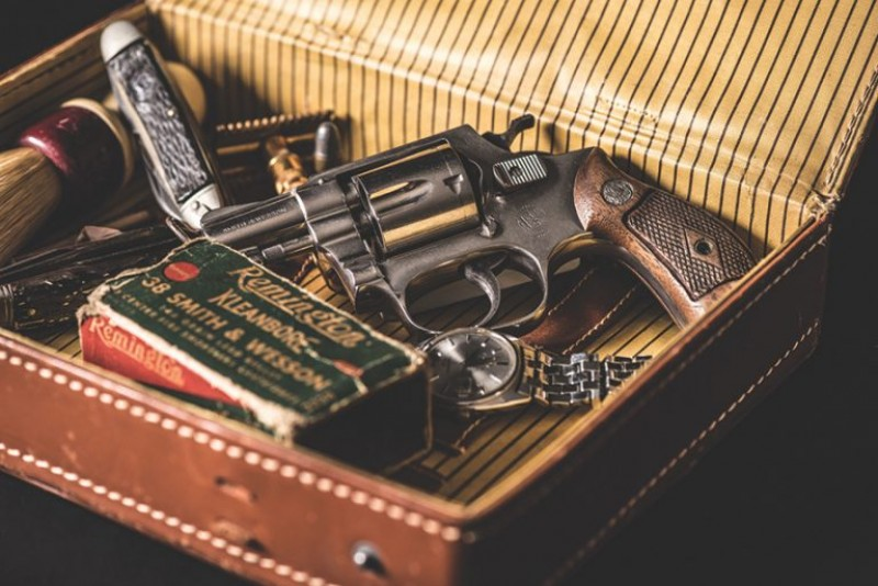 Top Five Types of Revolver Grips