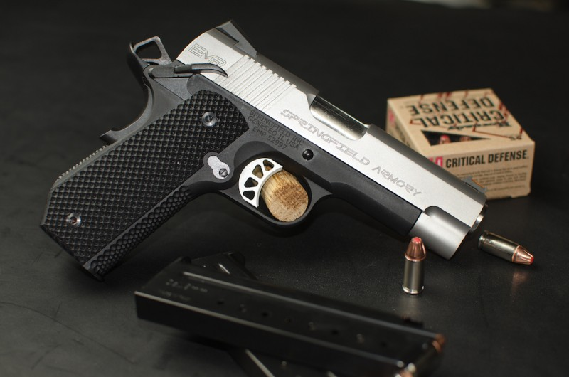 Bobtail Carry Contour EMP: Springfield's CCW 9mm 1911 – Full Review