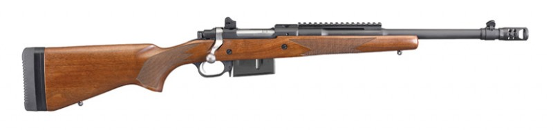 If You Could Only Own One Rifle: Ruger Gunsite Scout Rifle .450 Bushmaster — Full Review