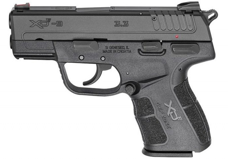 It's Hammer Time! Springfield's New 9mm XD-E – Full Review
