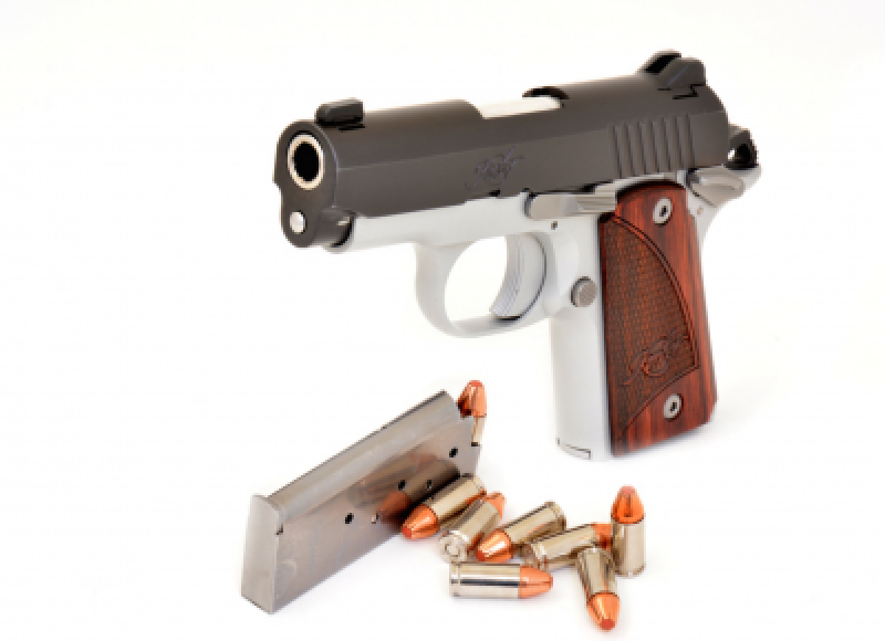 Dump Your .380 and Get This 9mm: Kimber's Tiny Micro 9—Full Review
