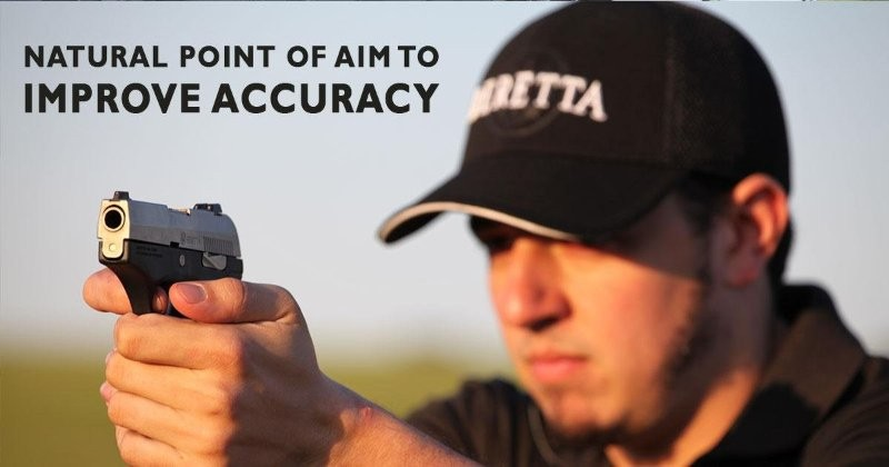 Video: Determining Your Natural Point Of Aim