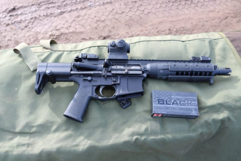 LWRC PDW – Dynamite Comes In Small Packages