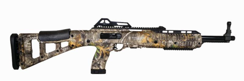 Hi-Point 10mm Carbine Gets Realtree Camo Makeover
