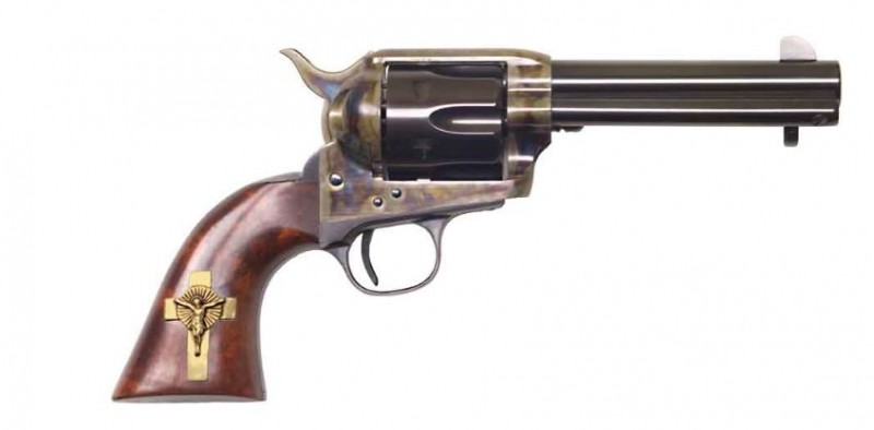 The 1873 Colt Single-Action Army Rides Again