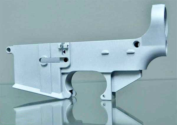 AR Rifle Lower Receivers: Cast vs Billet vs Forged