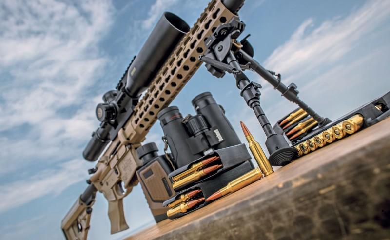 2018 Precision Rifle Ammo Roundup