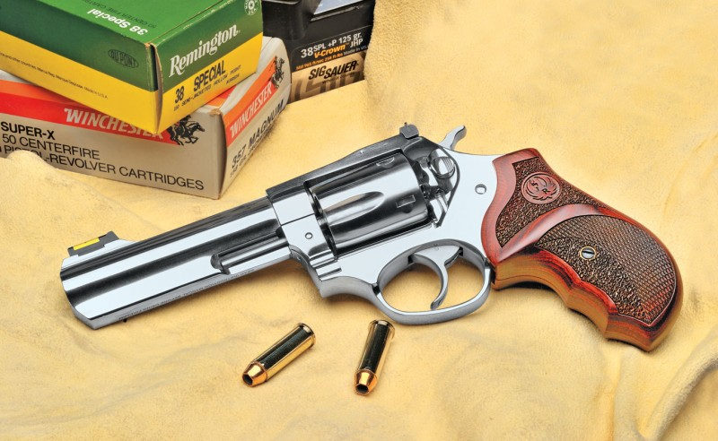 Review: Ruger SP101 Match Champion