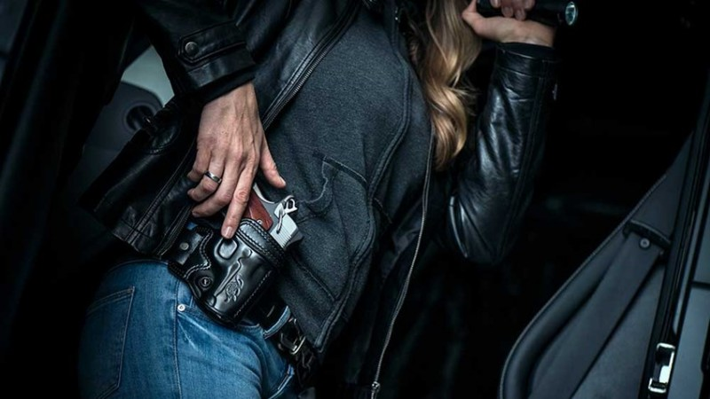 5 Essential Concealed-Carry Tips for Women
