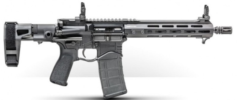 Introducing the Springfield Armory SAINT Edge AR-15 Pistol – Review
