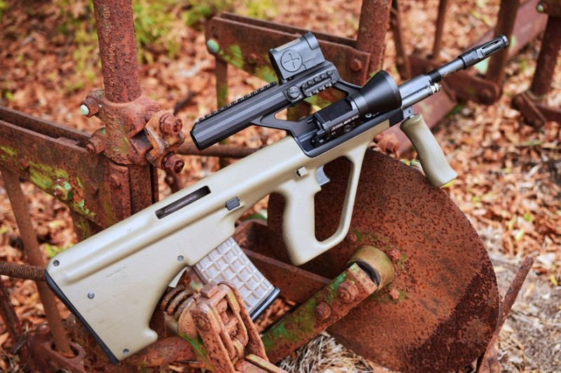 Review: Steyr AUG A3 M1
