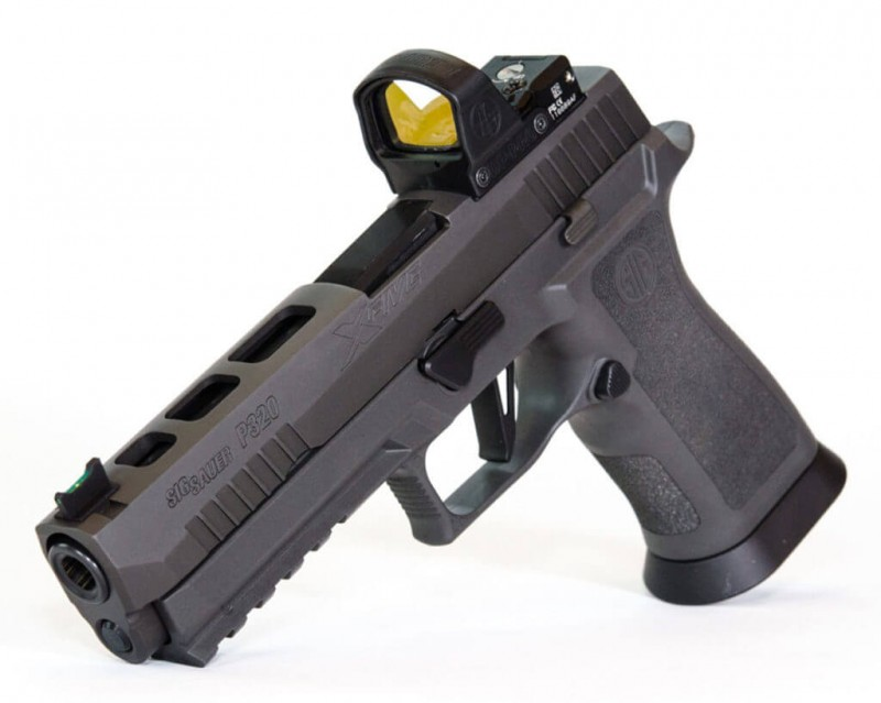 "The ""Weight"" Is Over for the P320 X-Five Legion!"