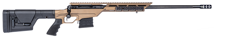 Field Tested: Savage Model 10 Stealth Evolution Rifle
