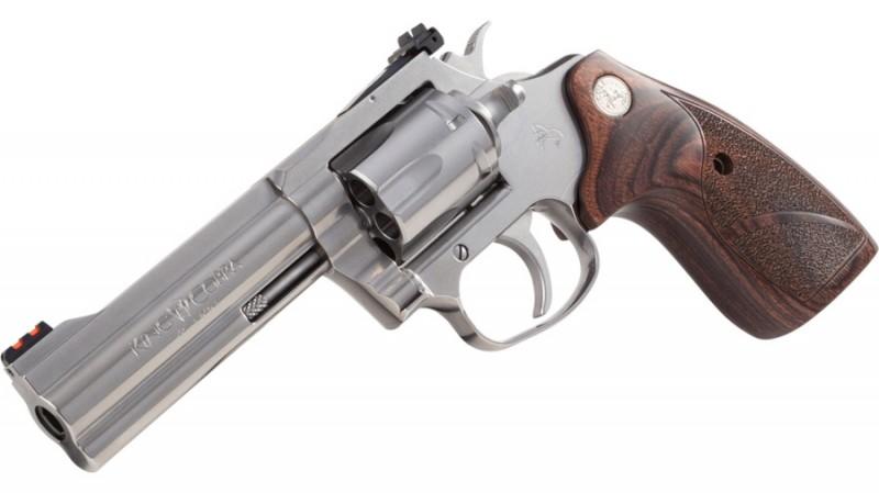 Colt Debuts Full-Size King Cobra Target .357 Magnum IN STOCK