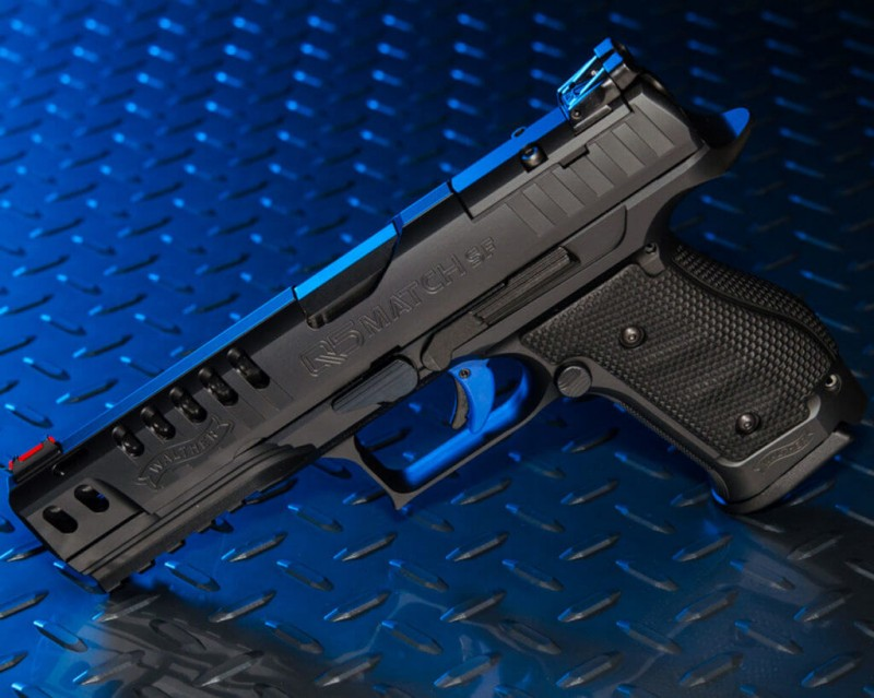 Walther Q5 Match SF – The New Iron Age