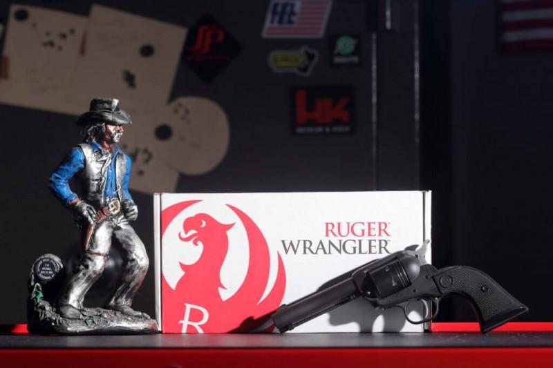 """Ruger's Wrangler """"A Smile Maker"""""""