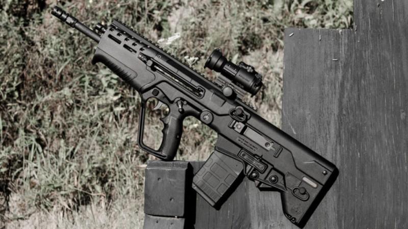 IWI TAVOR 7 in 7.62 NATO – Review