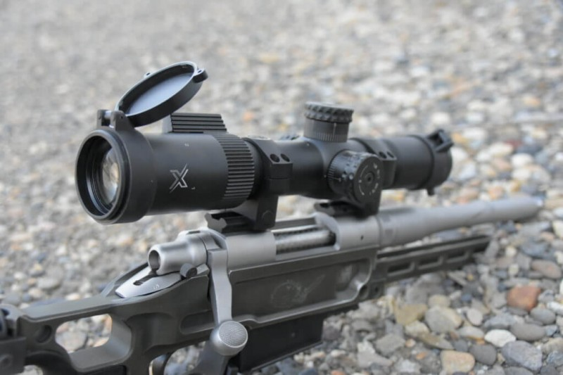 The Biggest Small Optic for Under $800: The Atibal X 1-10×30 Review