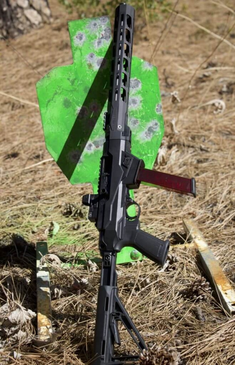 NEW! Ruger PC Carbine Chassis – All the Bells and Whistles