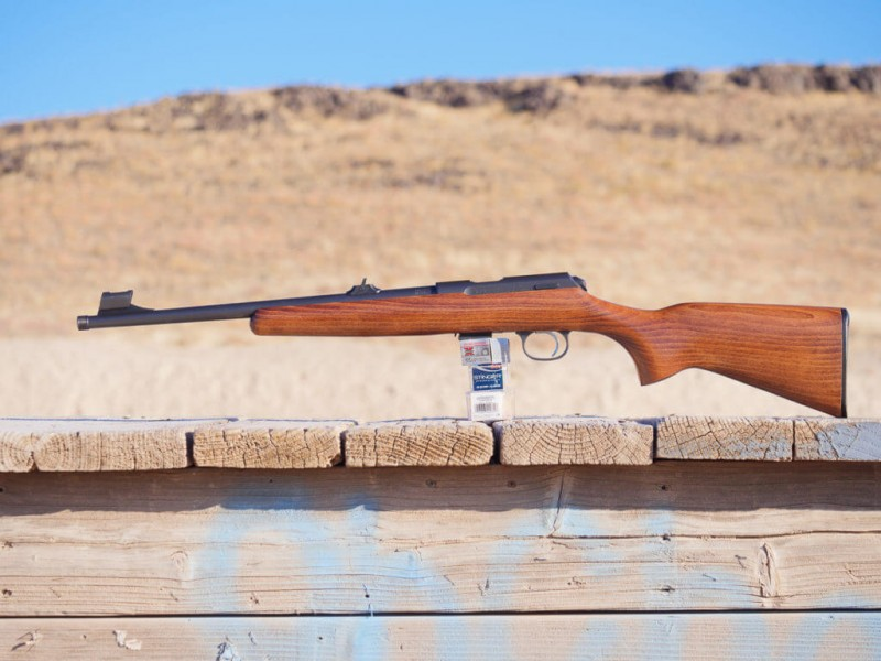 CZ's New Tack Driver Comes Sized For Youth: CZ 457 Scout