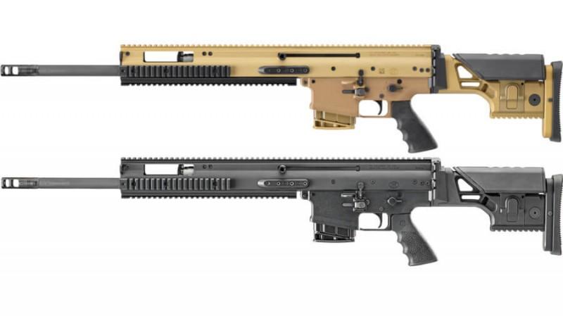 FN SCAR 20S Updated & Now in 6.5 Creedmoor