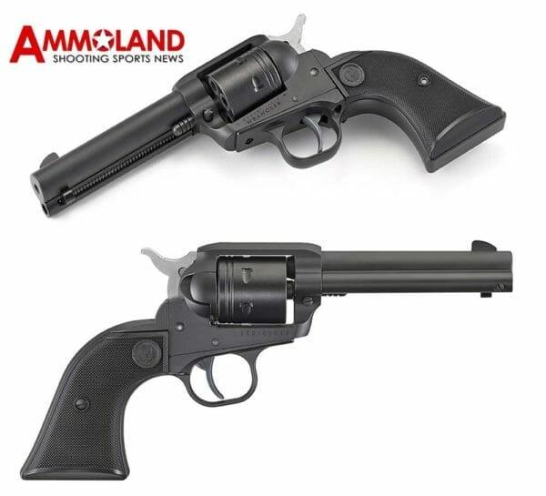 Ruger Announces New Wrangler .22 LR Single-Action Revolver