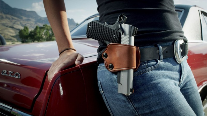 Wrap Your Hands Around THIS: 10 Reasons to Swipe Right on 1911s