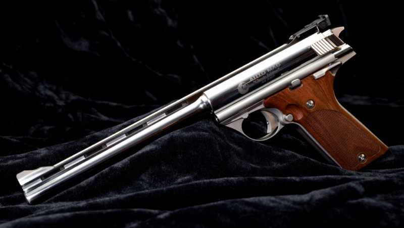 The NEW .44 Auto Mag: Return of the King