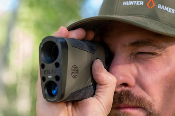 SIG Introduces The New KILO5K Rangefinder Packed With The Advanced Technologies of The New KILO K-Series