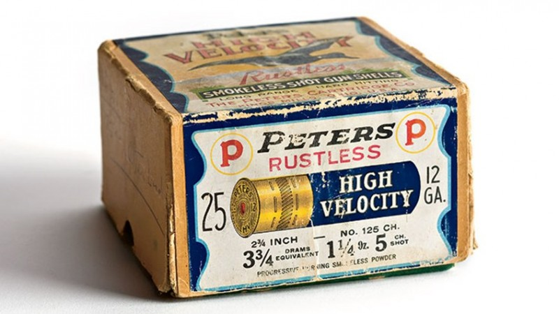 How to Decode the Label on Shotshell Boxes