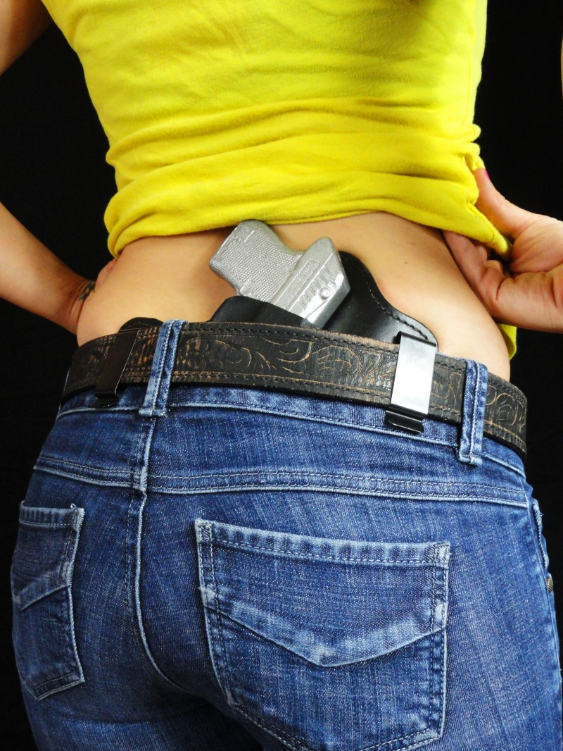 Five Concealed Carry Methods for Women