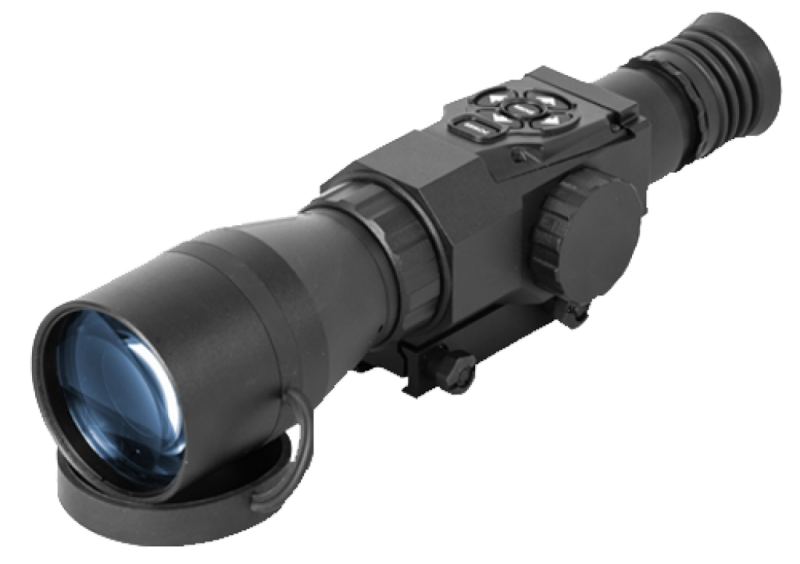Review: The ATN X-Sight Digital Day/Night Scope