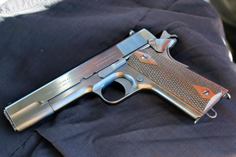 TURNBULL RESTORATION OF A 1911–STEP BY STEP