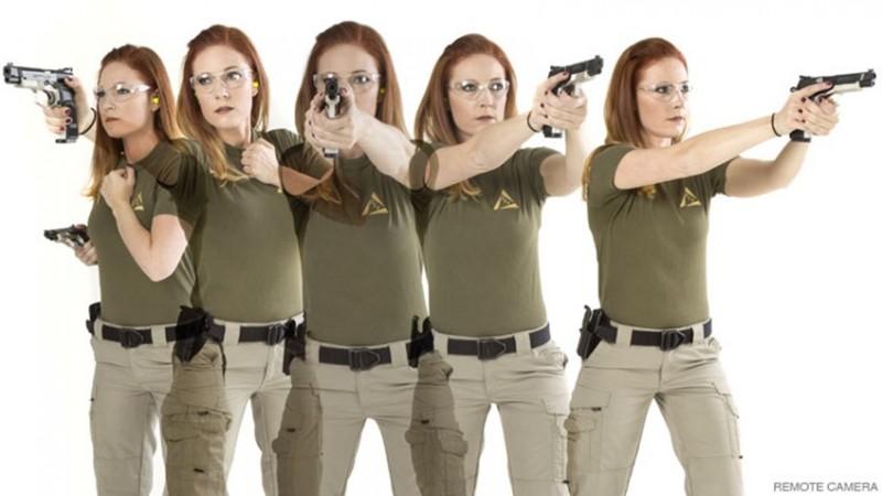 Top Five Shooting Stances